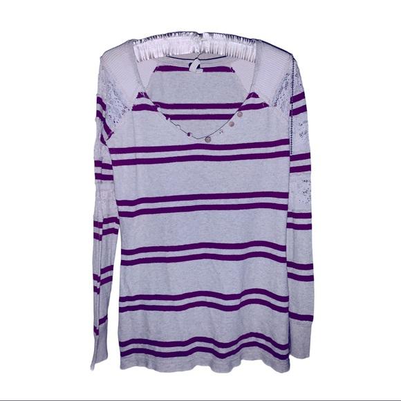 4-$25 Free People Long Sleeve Shirt